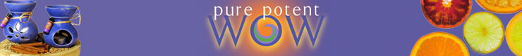 Pure Potent Wow - Essential Oils and Aromatherapy